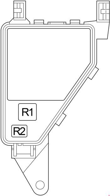 Wiring Diagram PDF: 2003 Ls430 Fuse Block Diagram