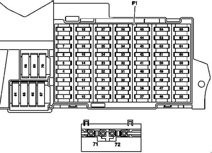 Aac Unit Wiring Mercedes A Class W169 2004 2012 Fuse Box Diagram