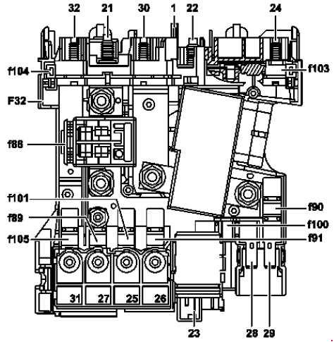Mercedes S40 Fuse Box Location • Wiring Diagram For Free