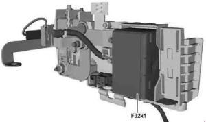 MercedesBenz CLAClass  fuse box diagram  Auto Genius