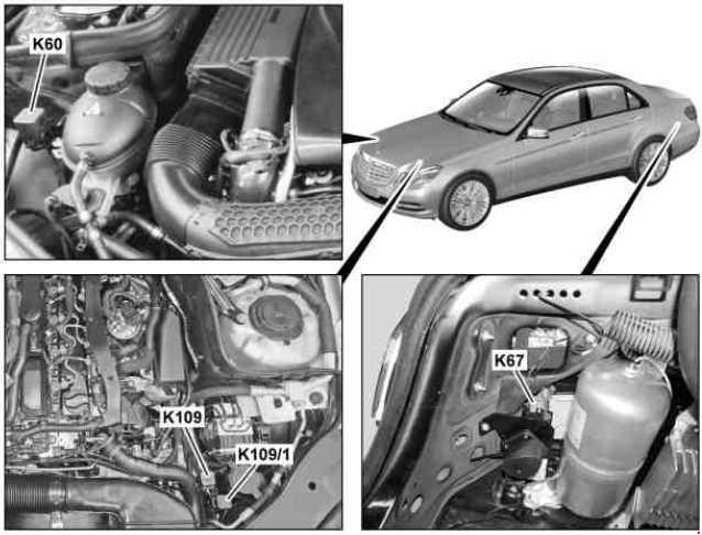 Acura Legend Fuse Box Diagram Mercedes Benz E Class W212 2009 2016 Fuse Box