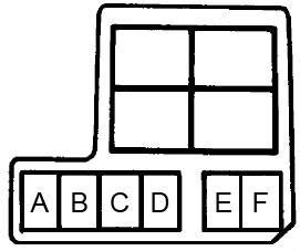 Suzuki Swift (Cultus) (1989  1994)  fuse box diagram
