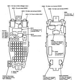 acura integra fuse box diagram [ 930 x 1062 Pixel ]