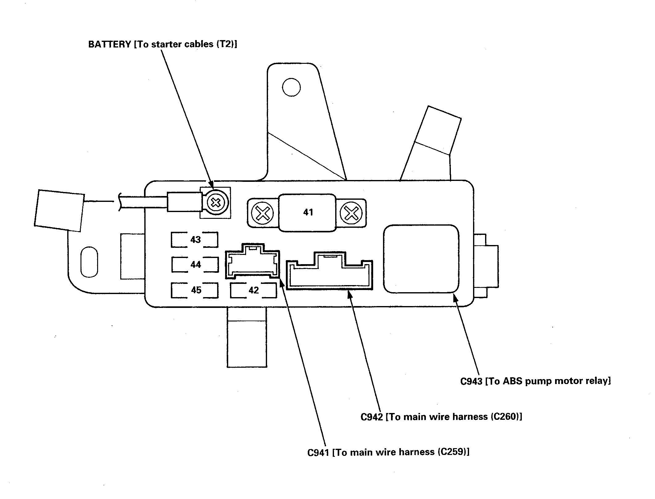 Isuzu Npr Battery Diagram