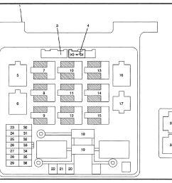 isuzu rodeo 2000 2001 fuse box diagram [ 1502 x 1234 Pixel ]