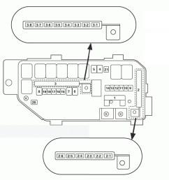 acura tl 2011 2012 fuse box diagram [ 2048 x 1937 Pixel ]