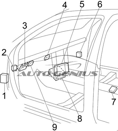 [DIAGRAM] 2007 Nissan Altima Power Window Fuse FULL