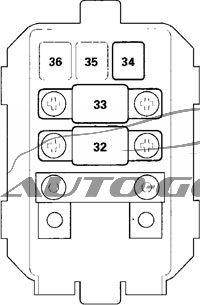 2002 Honda S2000 Fuse Box Diagram : S2000 Fuse Box Diagram