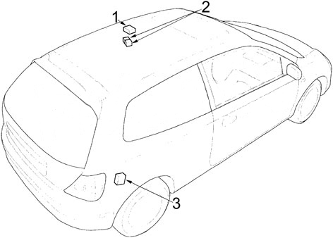 Wiring Diagram PDF: 01 Honda Civic Fuse Box