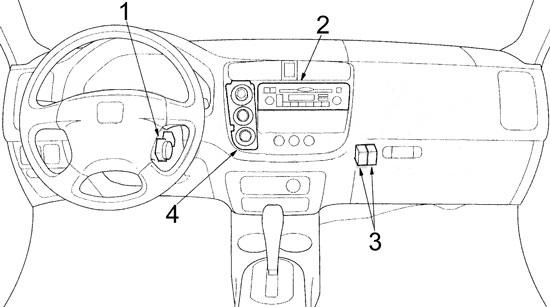 [DIAGRAM] Wiring Diagram Eps Honda Jazz 2005 FULL Version