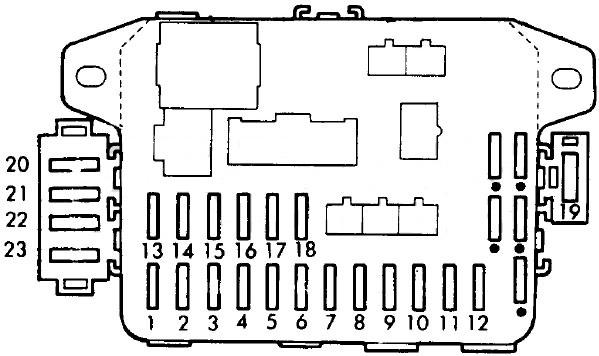 88 crx fuse diagram  description wiring diagrams silk