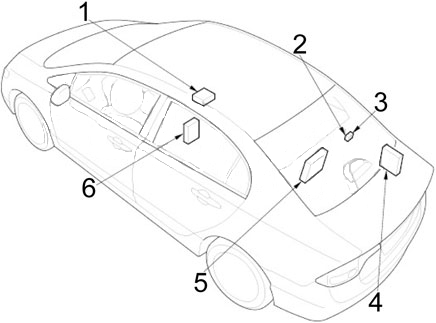 2007 Honda Civic Fuse Box Diagram / 2007 Chrysler Town And