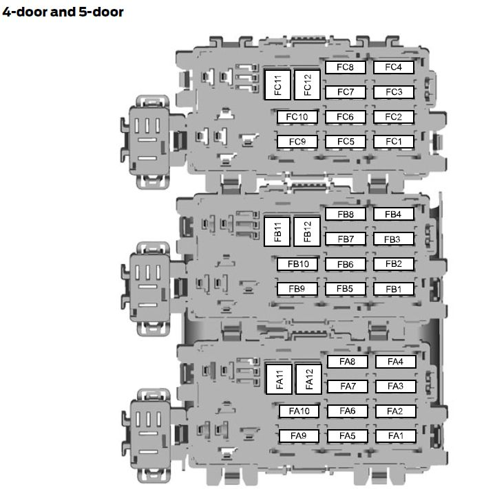 2008 ford ranger fuse box diagram 3000 tractor ignition switch wiring mondeo (01/02/2007 - 19/08/2007) (eu version) auto genius