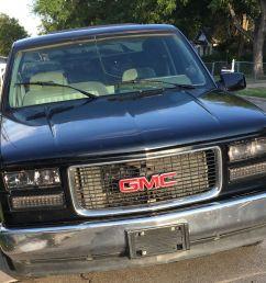 1994 gmc pickup c1500 standard cab windshield  [ 1825 x 1469 Pixel ]