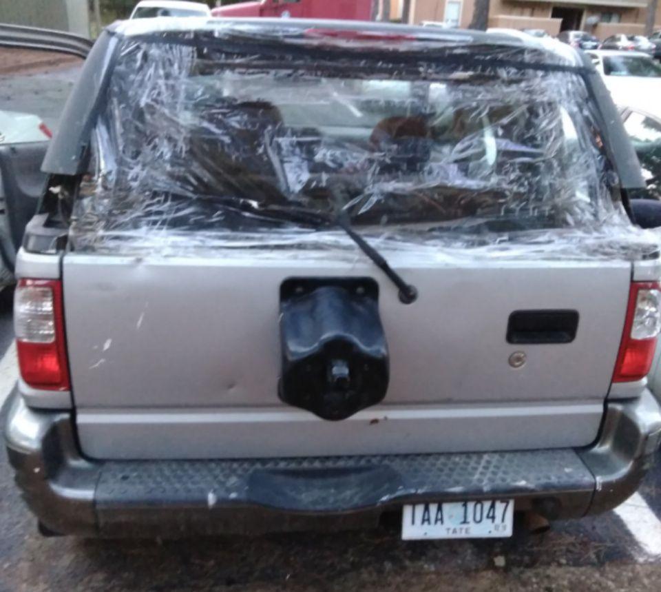 hight resolution of 2002 isuzu rodeo sport windshield