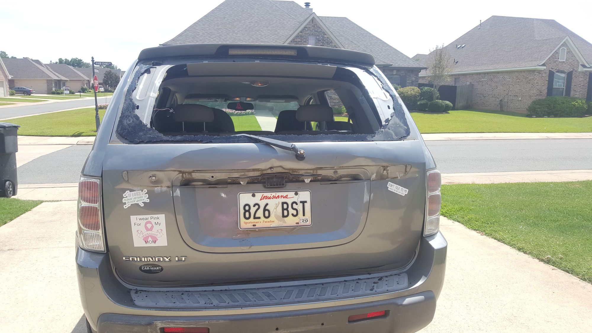 hight resolution of  2006 chevrolet equinox back glass