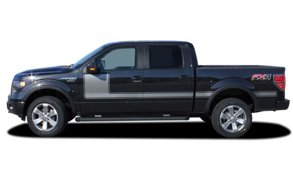 2009-2014 And 2015-2019 Ford -150 Stripes Force