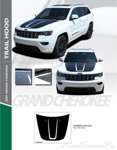 premium scotchcal and wrap series vinyl color chart also jeep grand cherokee trailhawk hood decal trail rh autographicspro
