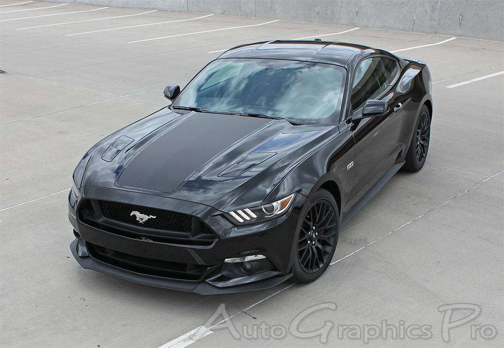 Elantra Car Wallpaper 2015 2016 2017 Ford Mustang Super Snake Mega Hood Mohawk
