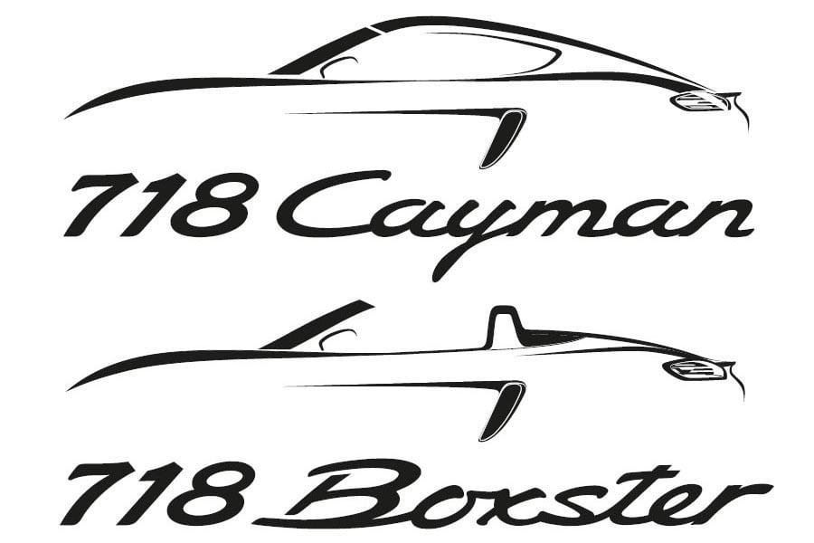 Porsche 718 Boxster και 718 Cayman με 4κύλινδρους