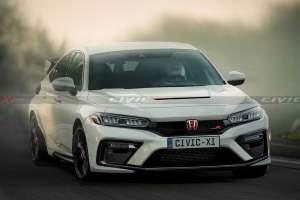 Αυτό θα είναι το νέο Honda Civic Type R