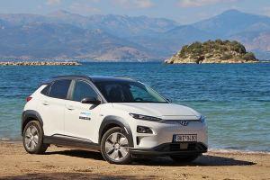 10 + 1 σημεία αναφοράς της Hyundai Kona Electric