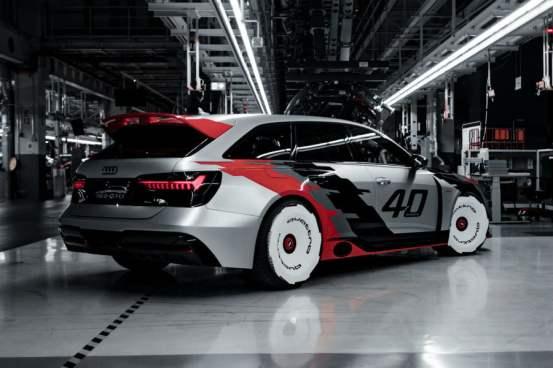 Το νέο Audi RS 6 GTO είναι αδιανόητο