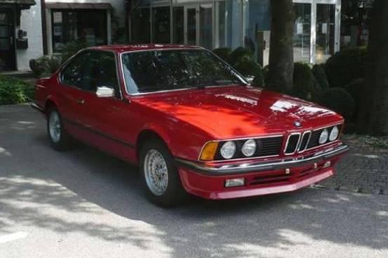 Η νέα BMW 635 CSi βρίσκεται στη ναφθαλίνη για 35 χρόνια