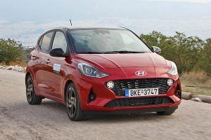 Δοκιμή Hyundai i10 1,2 lt.  84 PS Αυτόματο