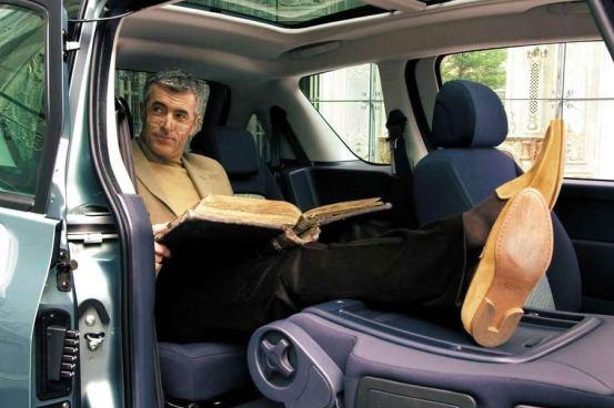 Το αυτοκίνητο με τις πιο βολικές μπροστινές πόρτες