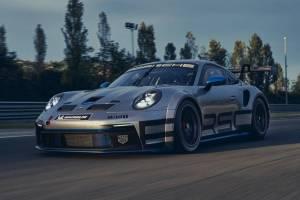 Το νέο Porsche 911 GT3 Cup δείχνει το RS (+ βίντεο)