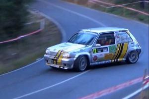Το Renault 5 GT Turbo 200 + hp διδάσκει στροφή (+ βίντεο)