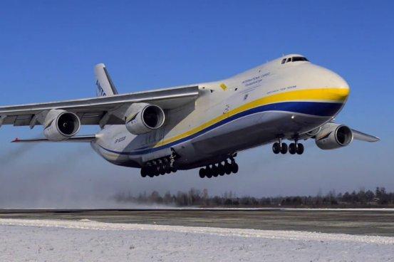 Ποια μάρκα ενοικίασε ο Antonov για μεταφορά σασί;