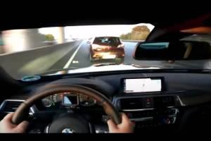 Η BMW M4 τα βλέπει όλα στα 280 km / h (+ βίντεο)