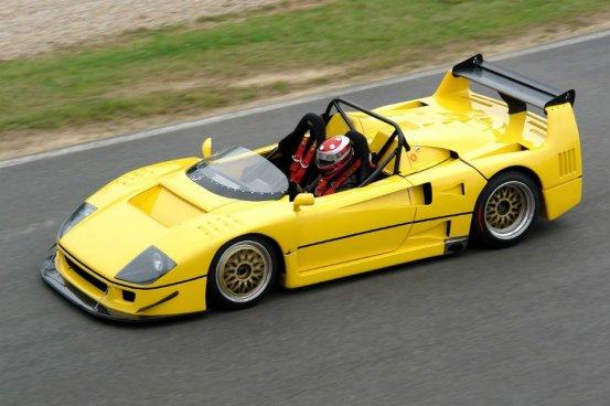 Το F40 που η Ferrari δεν θέλει να μάθει (+ βίντεο)