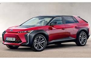 Αυτό θα είναι το πρώτο ηλεκτρικό αυτοκίνητο της Toyota