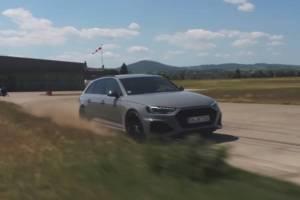 Ταχύτερα από το Lotus-Aston Martin το Audi RS 4!  (+ βίντεο)