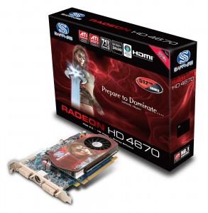 Ati Radeon HD4670