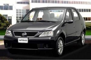 Nissan Aprio - Loganul pentru piata mexicana
