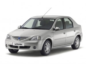 Dacia Logan face lift