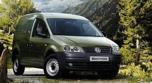 Volkswagen Caddy 4MOTION
