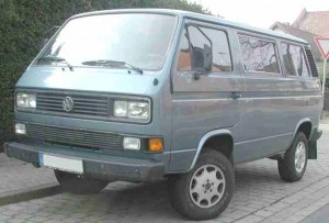 Volkswagen T3 Caravelle Syncro