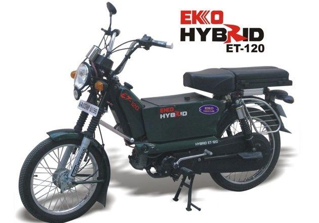 Motoreta Eko hibrid