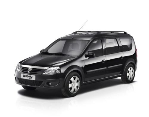 Dacia MCV Black Line