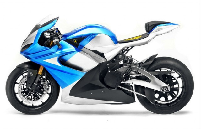 Lightning LS-218 Electric Motorcycle