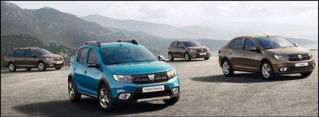 Noile modele Dacia 2016