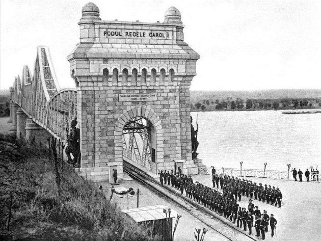 Podul Anghel Saligny de la Cernavoda