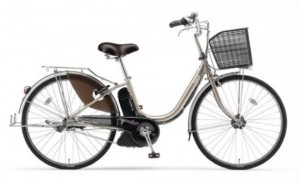 Bicicleta Yamaha