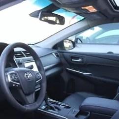 Interior All New Camry 2016 Gambar Grand Avanza Veloz Honda Accord Vs Toyota Autoguide