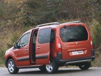 2008 Peugeot Partner Tepee